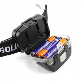Albinaly Senter Kepala Headlamp COB LED - TG-005 - Black - 4