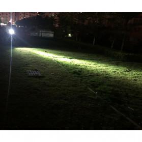 TRLIFE Lampu Sepeda Rechargeable 1200mAh LED XM-L T6 20000 Lumens - NX3 - Black - 9
