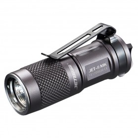 JETBeam JET-II MK Senter LED CREE XP-L HI 510 Lumens - Black
