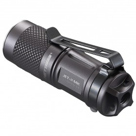 JETBeam JET-II MK Senter LED CREE XP-L HI 510 Lumens - Black - 2