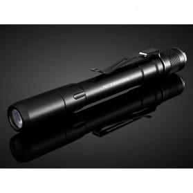 Jetbeam SE-A02 Senter Tiny Pen LED CREE XP-G3 280 Lumens - Black - 3