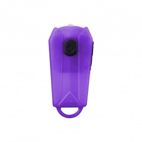 JETBeam E0 SenterLED Mini Keylight 50 Lumens - Purple