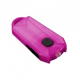 JETBeam E0 SenterLED Mini Keylight 50 Lumens - Purple - 2
