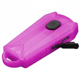 JETBeam E0 SenterLED Mini Keylight 50 Lumens - Purple - 3