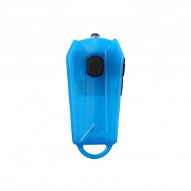 JETBeam E0 SenterLED Mini Keylight 50 Lumens - Blue