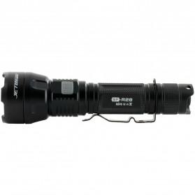 JETBeam SF-R28 Senter LED CREE XHP50 1500 Lumens - Black - 2