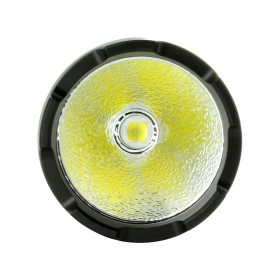 JETBeam SF-R28 Senter LED CREE XHP50 1500 Lumens - Black - 4