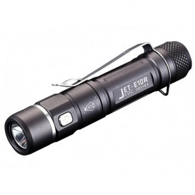 JETBeam E10R Senter LED CREE XPG3-S4 650 Lumens - Black