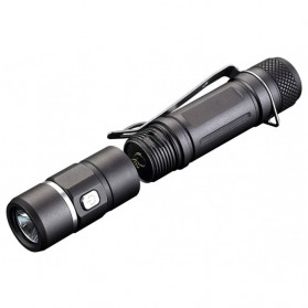 JETBeam E10R Senter LED CREE XPG3-S4 650 Lumens - Black - 3