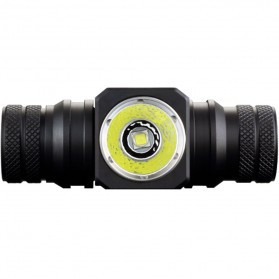 JETBeam HR25 Headlamp Senter LED SST40 N4 BC 1180 Lumens - Black - 3