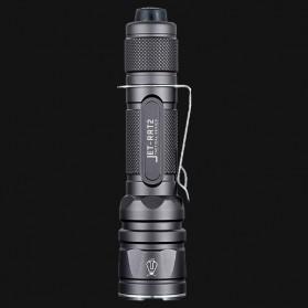 JETBeam RRT2 Senter LED SST40 N4 BC 950 Lumens - Black - 9