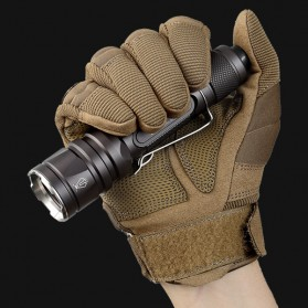 JETBeam RRT2 Senter LED SST40 N4 BC 950 Lumens - Black - 10