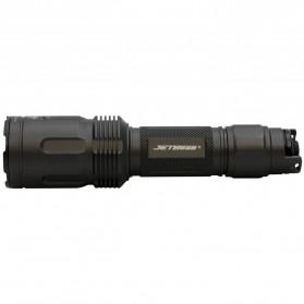JETBeam TH20 Tactical Flashlight Senter LED CREE XHP70.2 3150 Lumens - Black - 3