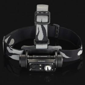 JETBeam HR30 Headlamp Senter LED SST40 N5 950 Lumens - Black