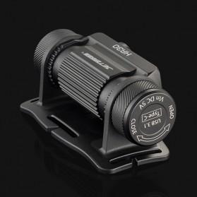 JETBeam HR30 Headlamp Senter LED SST40 N5 950 Lumens - Black - 4