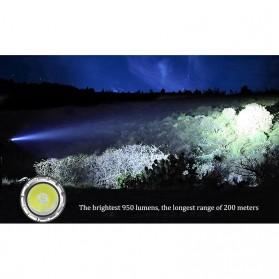 JETBeam RRT01 Senter LED CREE XP-L 950 Lumens - Black - 3
