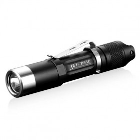JETBeam PA12 Senter LED CREE XPG3 780 Lumens - Black