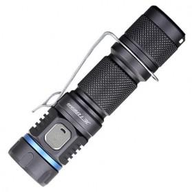 JETBeam E40R Senter LED SST-40 N4 1150 Lumens - Black
