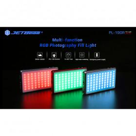 JETBeam Lampu LED RGB Photography Portable Fill Light 3030 650 Lumens - PL-190R - 5