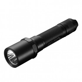 JETBeam BC25 Flashlight Senter Tactical LED CREE XPL2 1480 Lumens - Black