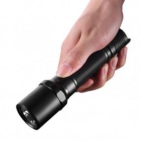 JETBeam BC25 Flashlight Senter Tactical LED CREE XPL2 1480 Lumens - Black - 2