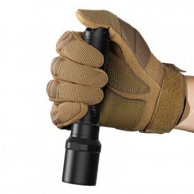 JETBeam BC25 Flashlight Senter Tactical LED CREE XPL2 1480 Lumens - Black - 3