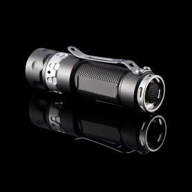 JETBeam RRT01 Raptor Senter LED Nichia 219C 950 Lumens with Extension Tube - Black - 3