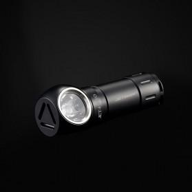 JETBeam HR10 Headlamp Senter LED CREE XP-L HD 700 Lumens - Black - 2