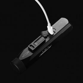 JETBeam BR10 Pro Senter LED Sepeda Flashlight Cree SST40 1380 Lumens - Black - 4