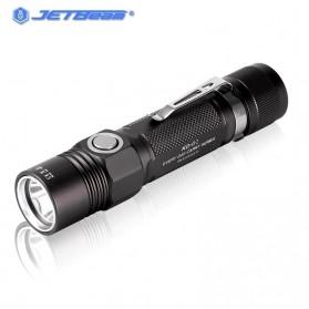 JETBeam KO-02 V2.0 Senter LED CREE XHP35 2000 Lumens - Black