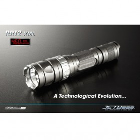 JETBeam RRT-2 Senter LED CREE XM-L2 550 Lumens - Black