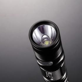 NITECORE P12 Senter LED CREE XM-L2 (U2) 1000 Lumens - Black - 2