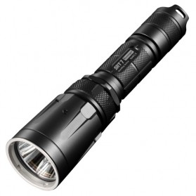 NITECORE SRT7 Senter LED CREE XM-L2 T6 960 Lumens - Hunting Kit - Black