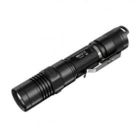 NITECORE MH12 Senter LED CREE XM-L2 U2 1000 Lumens - Black