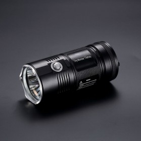 NITECORE TM06S Senter LED CREE XM-L2 U3 4000 Lumens - Black - 2