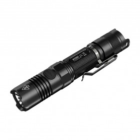 NITECORE P12GT Senter LED CREE XP-L HI V3 1000 Lumens - Black