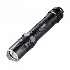 NITECORE SRT5 Senter LED CREE XM-L2 T6 750 Lumens - Black