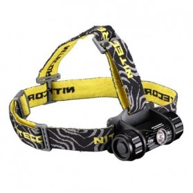 NITECORE HC50 Headlamp Senter LED CREE XM-L2 U2 760 Lumens - Black