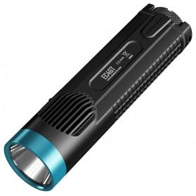NITECORE EC4GT Senter LED LIMITED EDITION 1000 lumens - Blue