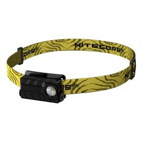 NITECORE NU20 CRI Headlamp Nichia 219B 270 Lumens - Black