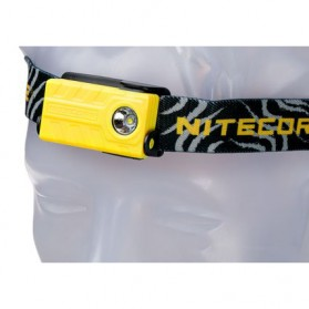 NITECORE NU20 Headlamp CREE XP-G2 S3 360 Lumens - Yellow