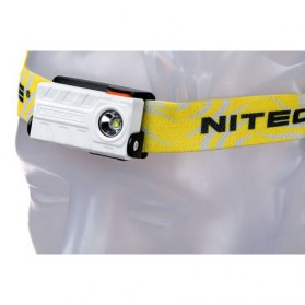 NITECORE NU20 Headlamp CREE XP-G2 S3 360 Lumens - White