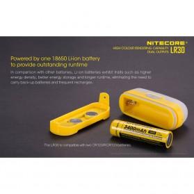 NITECORE Lampu Gantung LED LR30 205 Lumens - Yellow - 5