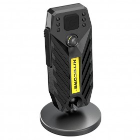 NITECORE Magnetic Utility Light USB Rechargeable Waterproof - T360M - Black