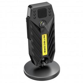 NITECORE Magnetic Utility Light USB Rechargeable Waterproof - T360M - Black