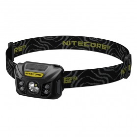 NITECORE NU30 Headlamp CREE XP-G2 S3 400 Lumens - Black