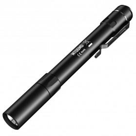 NITECORE MT06MD Senter LED Nichia 219B 180 Lumens - Black - 2