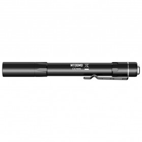 NITECORE MT06MD Senter LED Nichia 219B 180 Lumens - Black - 5