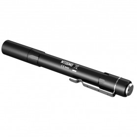 NITECORE MT06MD Senter LED Nichia 219B 180 Lumens - Black - 6
