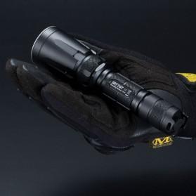 NITECORE SRT7GT Senter LED CREE XP-L HI V3 1000 Lumens - Black - 3